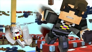 THE MOST RAGE EVER!!! | Minecraft Mini-Game X-RUN! /w Facecam