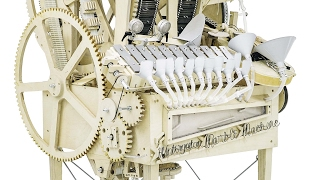 Revisiting the First Machine - Marble Machine X #3