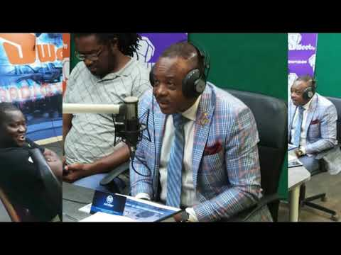 """Wixlar Live on Cameroon Radio in Africa """"Sweet FM 88.5"""""""