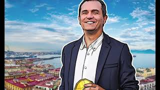 Italy and Crypto Naples Mayor Talks About City's Focus Group to Promote Blockchain and Possible Muni