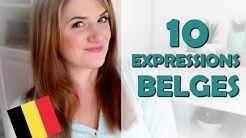 10 EXPRESSIONS BELGES qui vont vous faire rire ! 🇧🇪