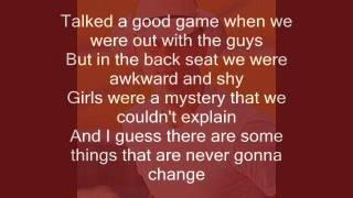 Kenny Chesney - Young (lyrics)
