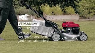 Газонокосилка Honda HRG 466 C SKEP - обзор производителя