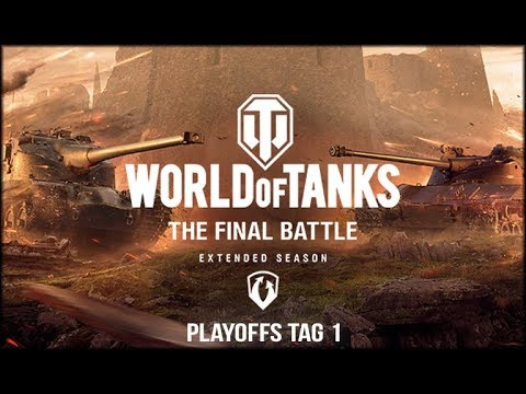 WGL 2017 Final Battle - Playoffs - Tag 1