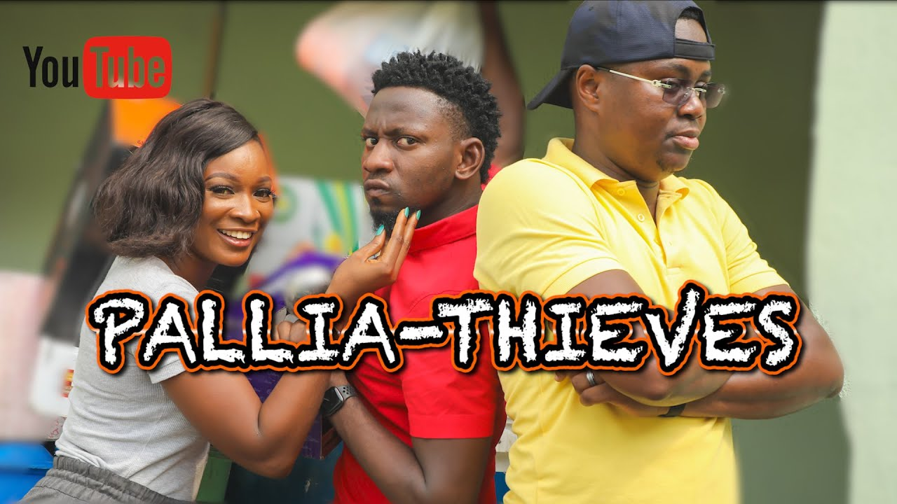 Xtreme Comedian – Pallia-Thieves