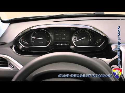 Peugeot 208 Interior Presentation