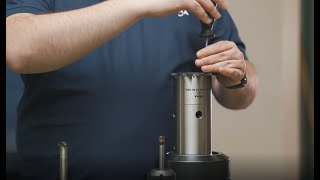 How to change an RX Reaming tool - Gianni's Tooling Time by URMA