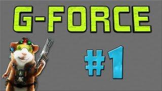 G-Force PC Game #1 - SaberSence!