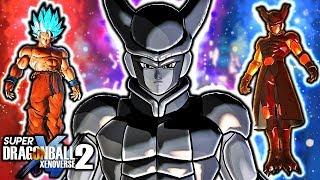 NEW IRON HITMAN X FORM GAMEPLAY! Dragon Ball Xenoverse 2 Iron Hit Transform Gameplay (ALL CUSTOM)