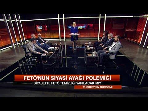 Siyasette FETÖ temizliği yapılacak mı? - Türkiye'nin Gündemi 25 Mayıs 2017 Perşembe