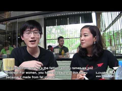 พาชิม ราเมนแชมป์เปี้ยน Setakaya Ramen Champion