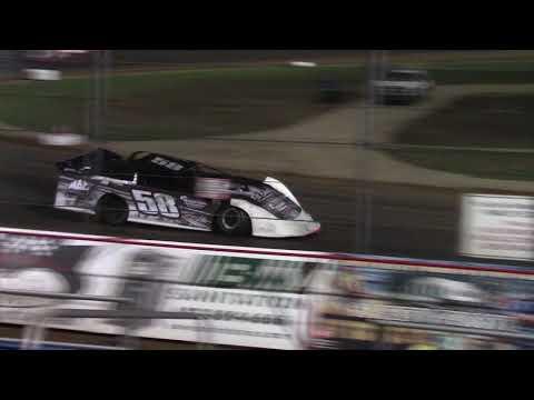 Lucas Oil Speedway Late Model Heat 5 10/6/17