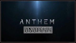 Anthem - bioware new game | e3 teaser breakdown