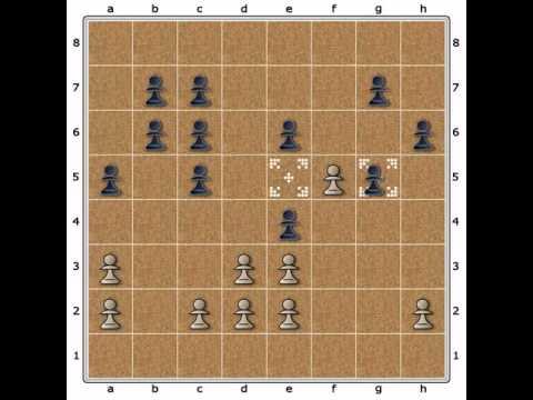 İki hamleli oyun.  No- 71_80.