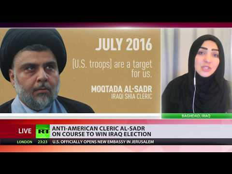 Anti-US cleric set to win Iraq election