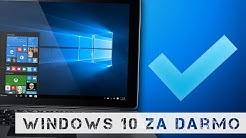 Windows 10 wciąż za darmo! Zobacz, jak go zdobyć