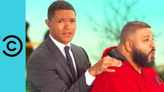 DJ Khaled's Journey Of Positivity | The Daily Show with Trevor Noah