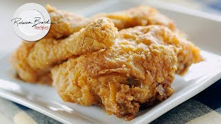 Fried Chicken : VIDEO RECIPE