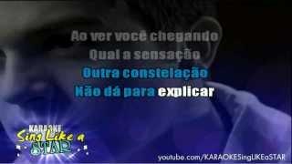 KARAOKE Te Vivo - Luan Santana