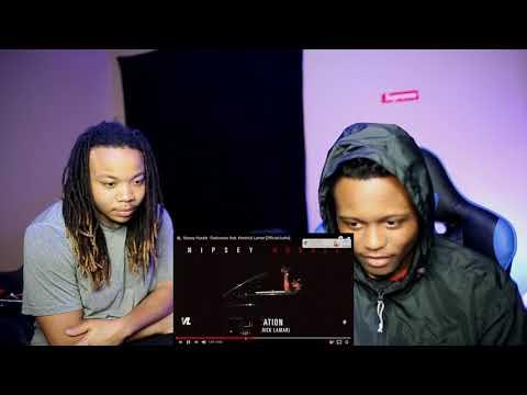 Nipsey Hussle - Dedication feat. Kendrick Lamar | REACTION!!!