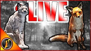 Hosting Multiplayer for Lynx and Fox! LIVE