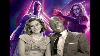 THE WANDA YEARS: Elizabeth Olsen talks Marvel's WandaVision