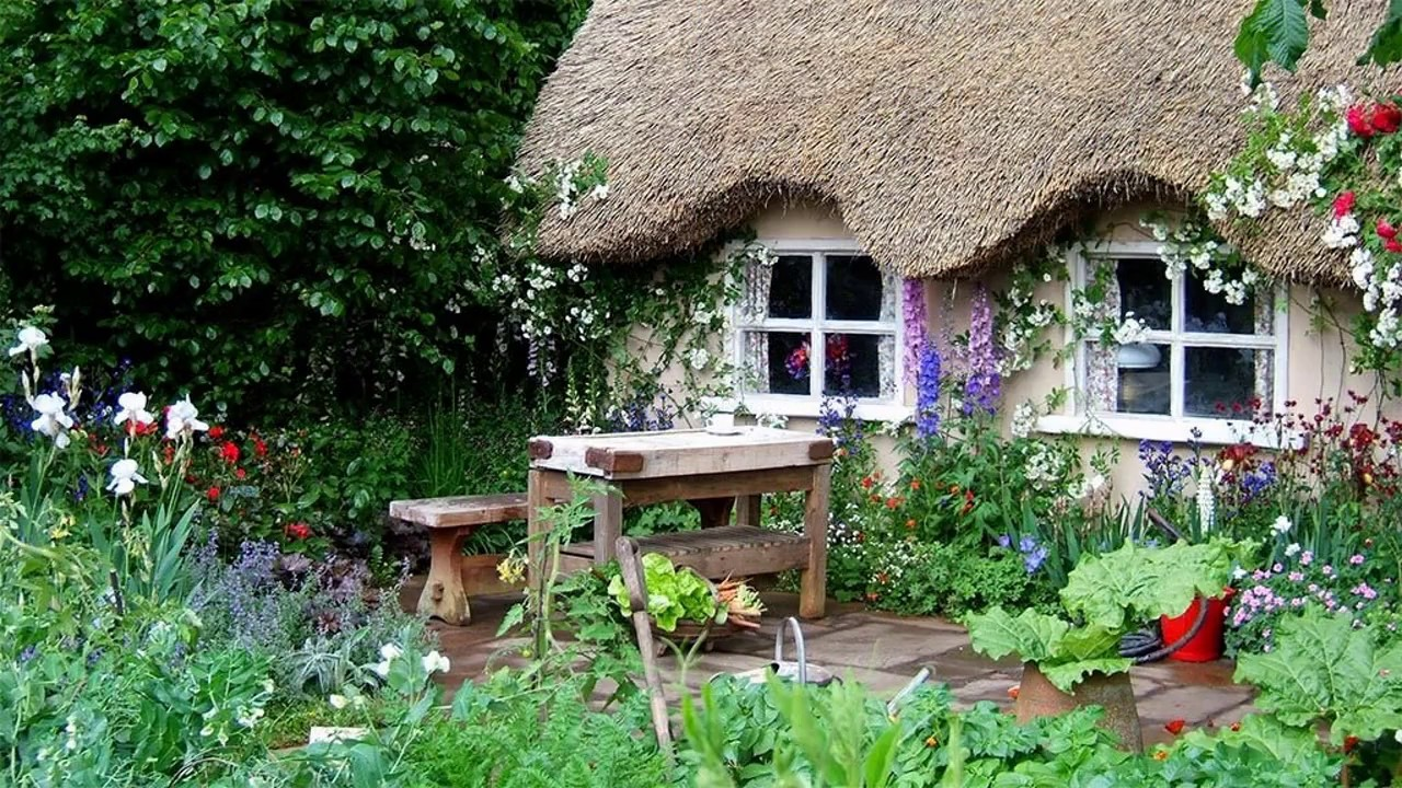 Ordinaire Best English Cottage Garden Design