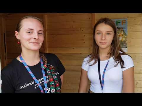 Biuro Festiwalowe 31 MSFF w Cieszynie