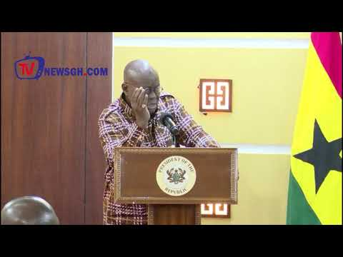 COVID19: NANA ADDO CONSIDERS NATIONWIDE LOCKDOWN...