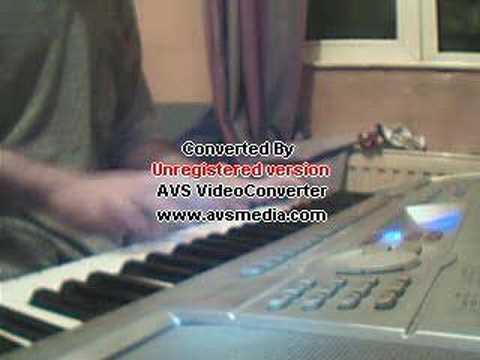 blues piano in my pj's