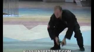 Боевая акробатика Русский Стиль