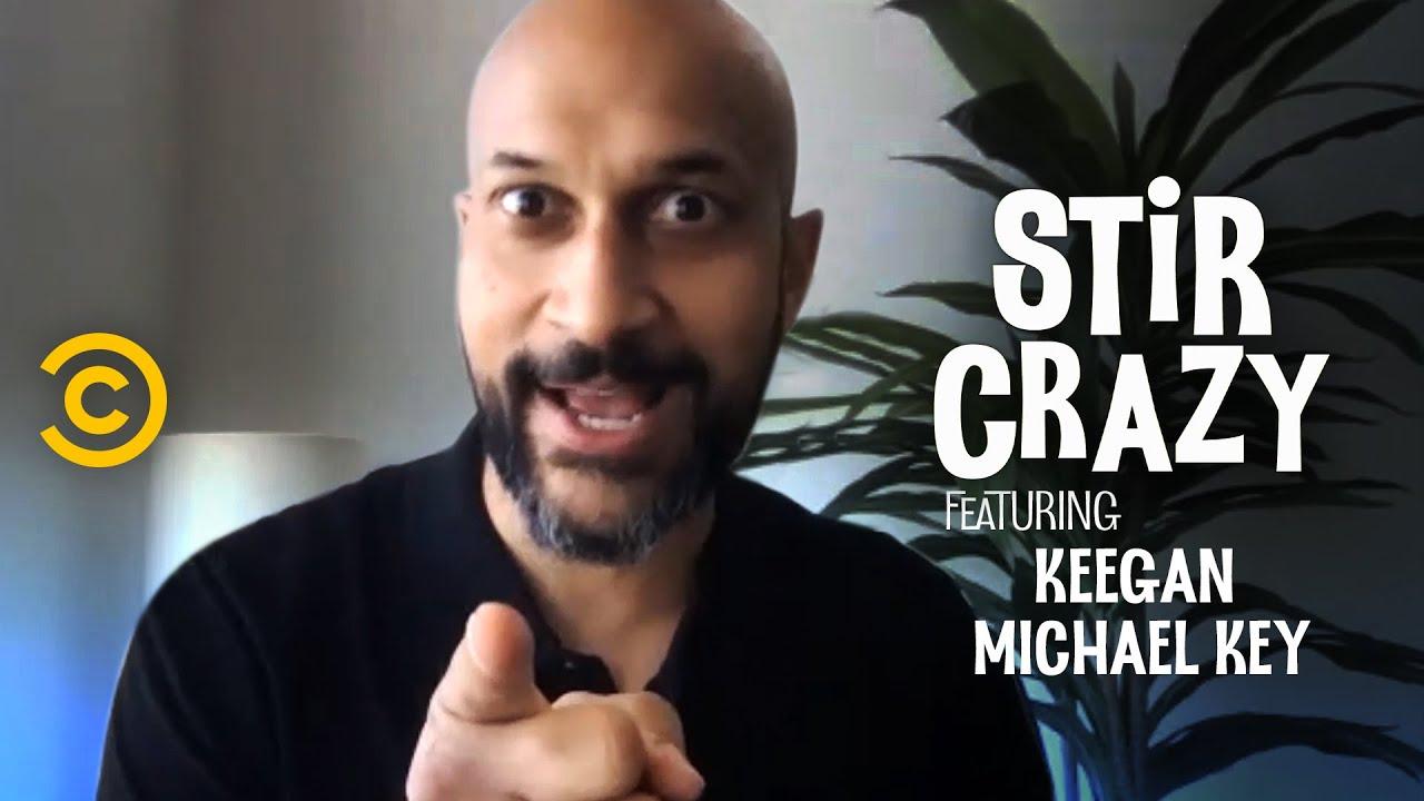 How Mr. Garvey Would Pronounce Dr. Fauci (feat. Keegan-Michael Key) - Stir Crazy with Josh Horowitz