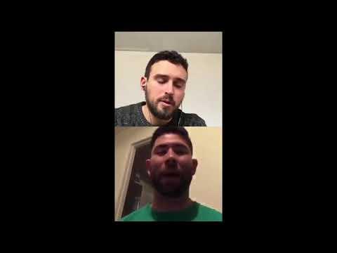 Movement Talk w/ Devin Kelly part 2