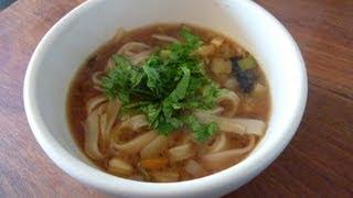 Receta: Sopa Con Miso Y Vegetales (apta Para Vegetarianos)