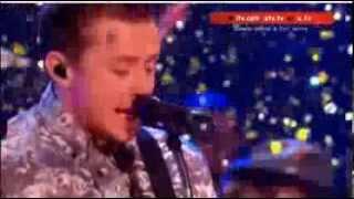 "McFly ""Santa Claus Is Coming To Town"" on TextSanta"