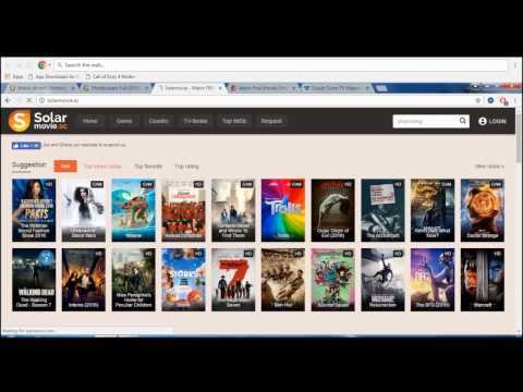 TOP 5 BEST FREE MOVIE WEBSITES