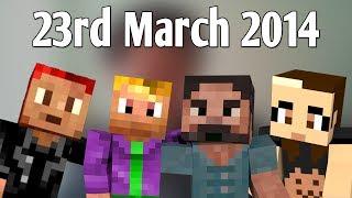 Wonderment Micro Vlog - 23rd March 2014