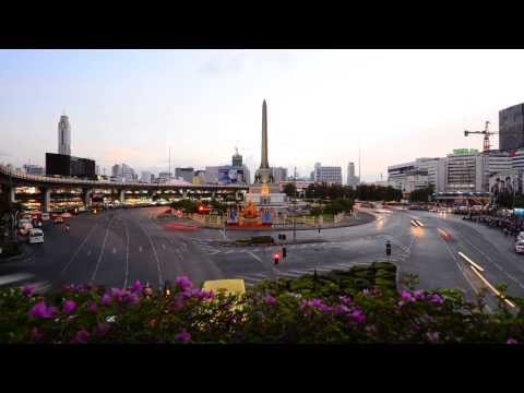 Time lapse @Victory Monument