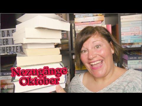Neuzugänge ~ Oktober 2019 | LadyoftheBooks
