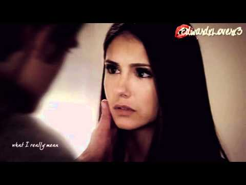 Don't You Wanna Stay Here A Little While? ; ♥ [Stefan/Elena]