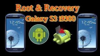 [Galaxy S3 i9300] Como instalar root e recovery [TWRP]