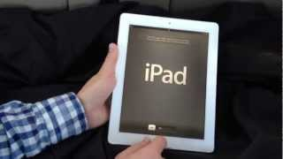 Unboxing: iPad 3rd Gen. White