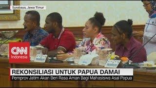 Rekonsiliasi Untuk Papua Damai