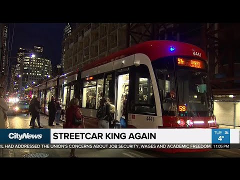 Pilot project will set up transit-priority corridor on King Street