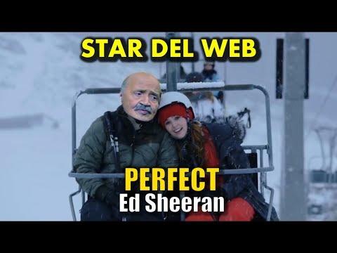 Ed Sheeran - Perfect Ft. Star Del Web (Highlander dj parody)