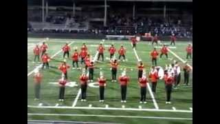 Jump On It - Camas High School Marching Band 11-9-12