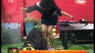 Big Brother Africa Amplified -  Dirty Dancing!