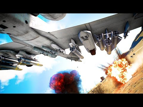 ACE COMBAT 7: Skies Unknown 10 Minutes Gameplay Trailer (2018)