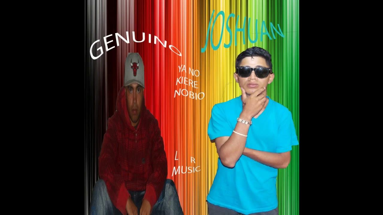 Download L R MUSIC GENUINO FT JOSHUAN NO QUIERO NOBIO