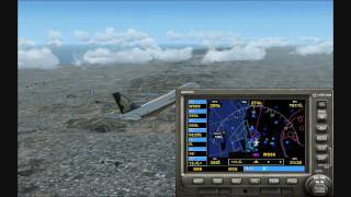 FSX Flight: Los Angeles to Singapore